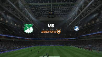 Photo of Live Streaming  Deportivo Cali vs Millonarios 15 Agustus 2021