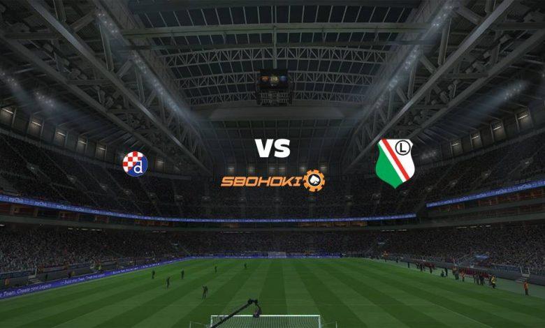 Live Streaming  Dinamo Zagreb vs Legia Warsaw 4 Agustus 2021 1