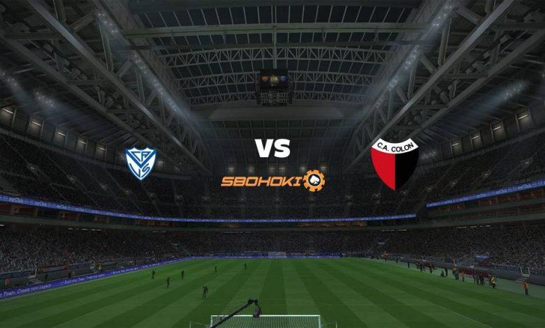 Live Streaming  Vélez Sarsfield vs Colón (Santa Fe) 8 Agustus 2021 1