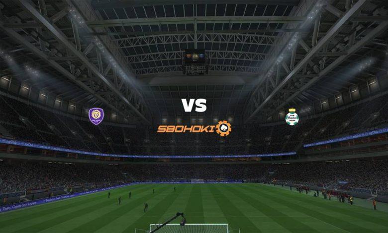 Live Streaming  Orlando City SC vs Santos Laguna 12 Agustus 2021 1