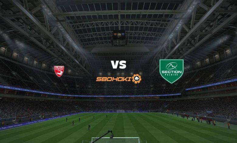 Live Streaming  Nimes vs Pau 14 Agustus 2021 1
