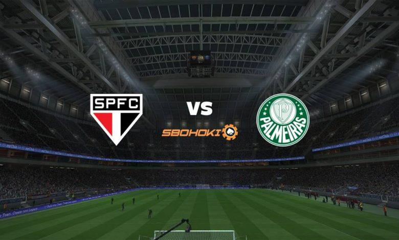 Live Streaming  São Paulo vs Palmeiras 11 Agustus 2021 1