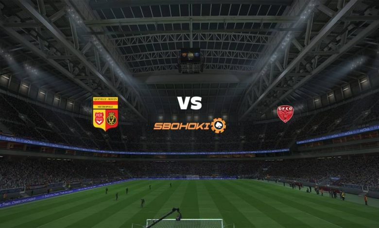Live Streaming  US Quevilly vs Dijon 14 Agustus 2021 1