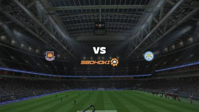 Photo of Live Streaming  West Ham United vs Leicester City 23 Agustus 2021