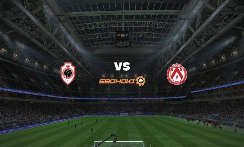 Live Streaming  Antwerp vs KV Kortrijk 1 Agustus 2021 1