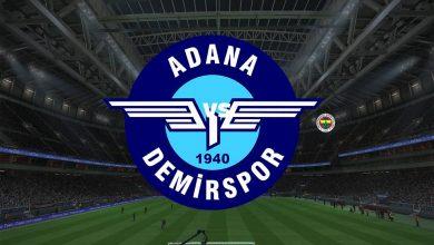 Photo of Live Streaming  Adana Demirspor vs Fenerbahce 15 Agustus 2021