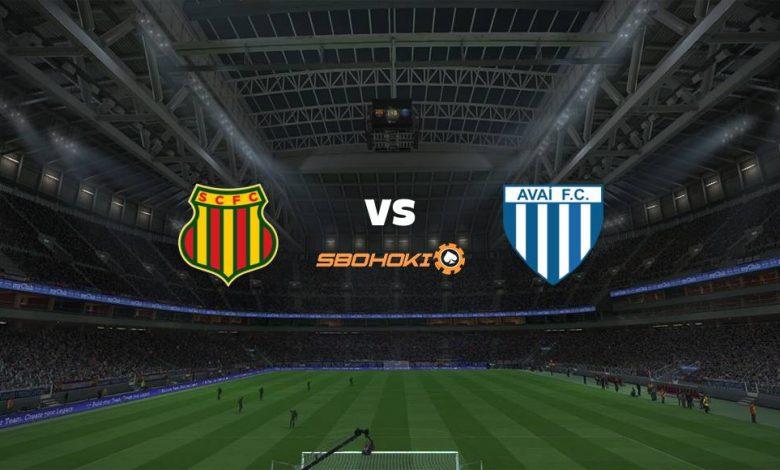 Live Streaming  Sampaio Corrêa vs Avaí 18 Agustus 2021 1