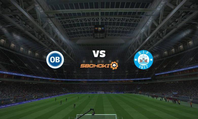 Live Streaming  Odense Boldklub vs Silkeborg IF 15 Agustus 2021 1