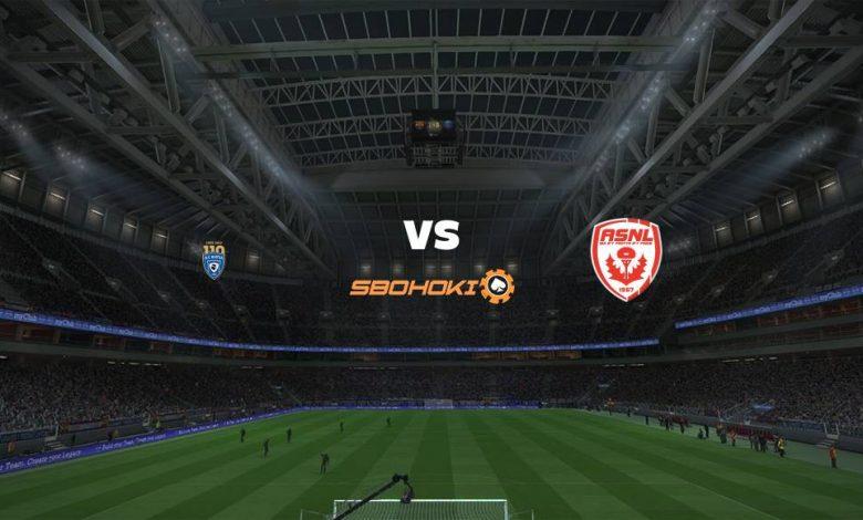 Live Streaming  Bastia vs AS Nancy Lorraine 11 Agustus 2021 1