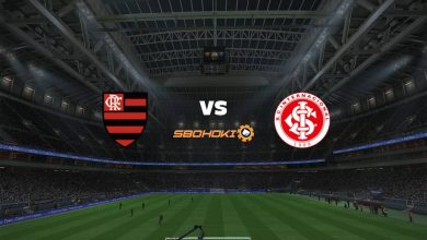 Photo of Live Streaming  Flamengo vs Internacional 8 Agustus 2021