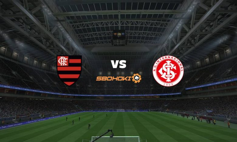 Live Streaming  Flamengo vs Internacional 8 Agustus 2021 1