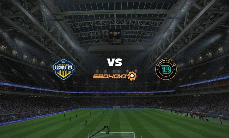 Live Streaming  El Paso Locomotive FC vs Austin Bold FC 8 Agustus 2021 1