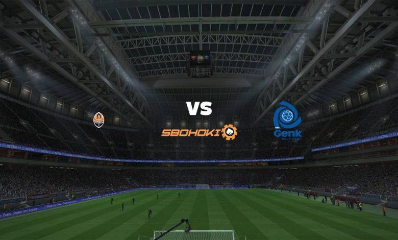 Live Streaming  Shakhtar Donetsk vs Racing Genk 10 Agustus 2021 1