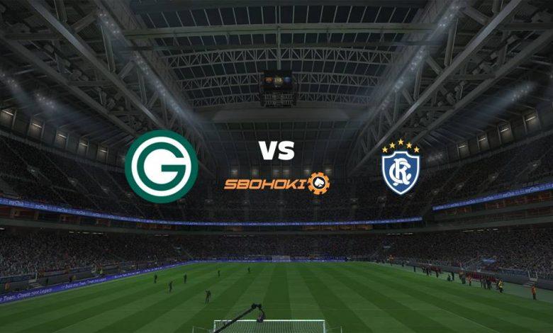 Live Streaming  Goiás vs Remo 11 Agustus 2021 1