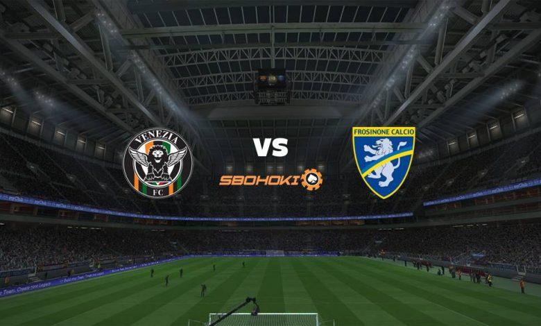 Live Streaming  Venezia vs Frosinone 15 Agustus 2021 1