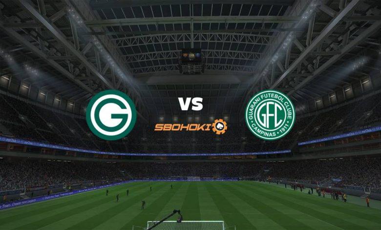 Live Streaming  Goiás vs Guarani 13 Agustus 2021 1