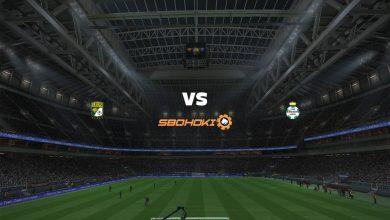 Photo of Live Streaming  León vs Santos Laguna 22 Agustus 2021