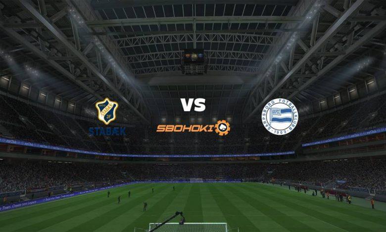 Live Streaming  Stabaek vs Sarpsborg FK 8 Agustus 2021 1