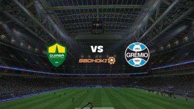 Photo of Live Streaming  Cuiabá vs Grêmio 18 Agustus 2021