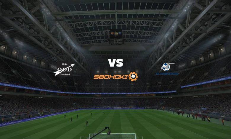 Live Streaming  Odds BK vs Haugesund 15 Agustus 2021 1