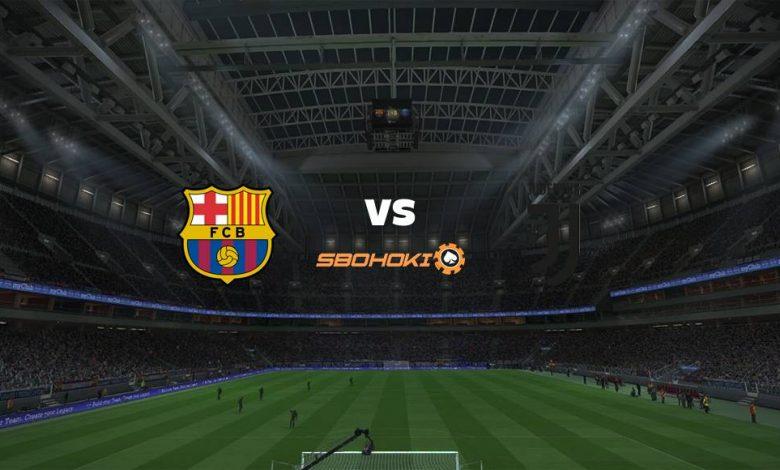 Live Streaming  Barcelona vs Juventus 8 Agustus 2021 1