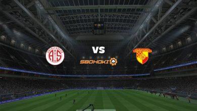 Photo of Live Streaming  Antalyaspor vs Goztepe 15 Agustus 2021