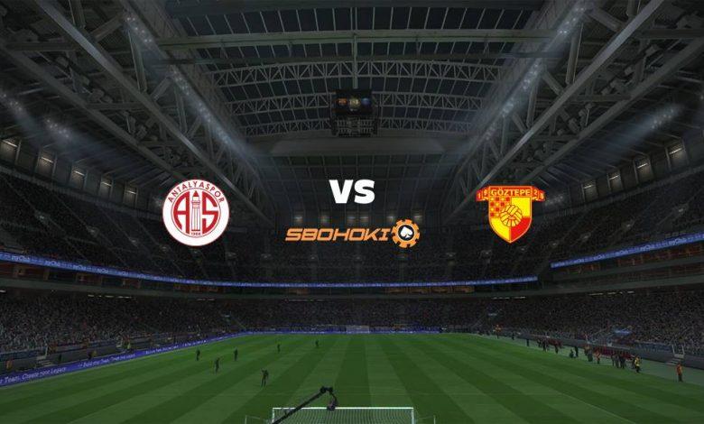 Live Streaming  Antalyaspor vs Goztepe 15 Agustus 2021 1