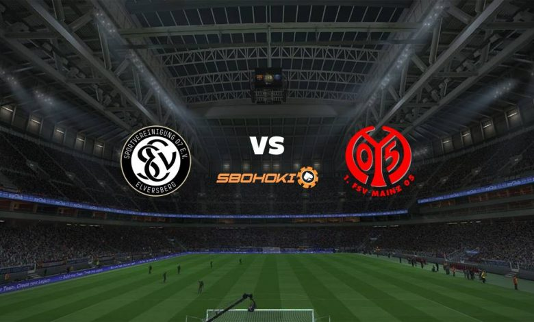 Live Streaming  SV 07 Elversberg vs Mainz 8 Agustus 2021 1