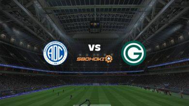 Photo of Live Streaming  Confiança vs Goiás 26 Agustus 2021
