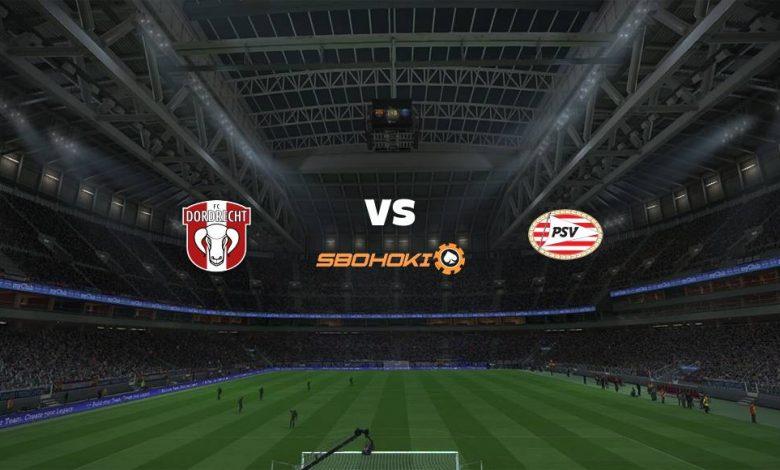 Live Streaming  FC Dordrecht vs Jong PSV 6 Agustus 2021 1