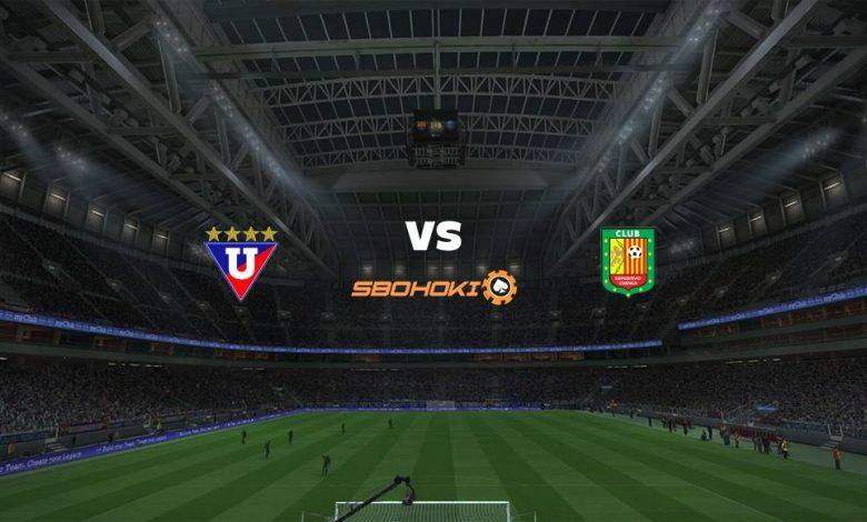 Live Streaming  Liga de Quito vs Deportivo Cuenca 15 Agustus 2021 1