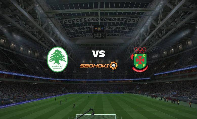 Live Streaming  Boavista vs Paços de Ferreira 16 Agustus 2021 1