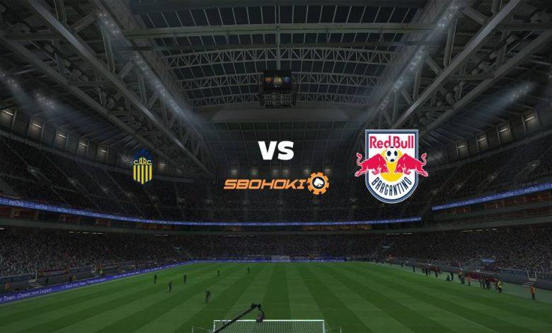 Live Streaming  Rosario Central vs Red Bull Bragantino 10 Agustus 2021 1