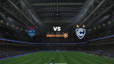 Photo of Live Streaming  César Vallejo vs Cienciano del Cusco 17 Agustus 2021