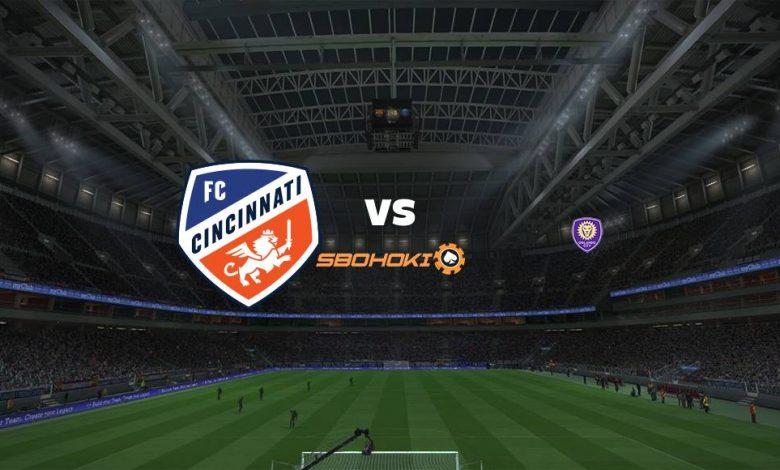 Live Streaming  FC Cincinnati vs Orlando City SC 7 Agustus 2021 1