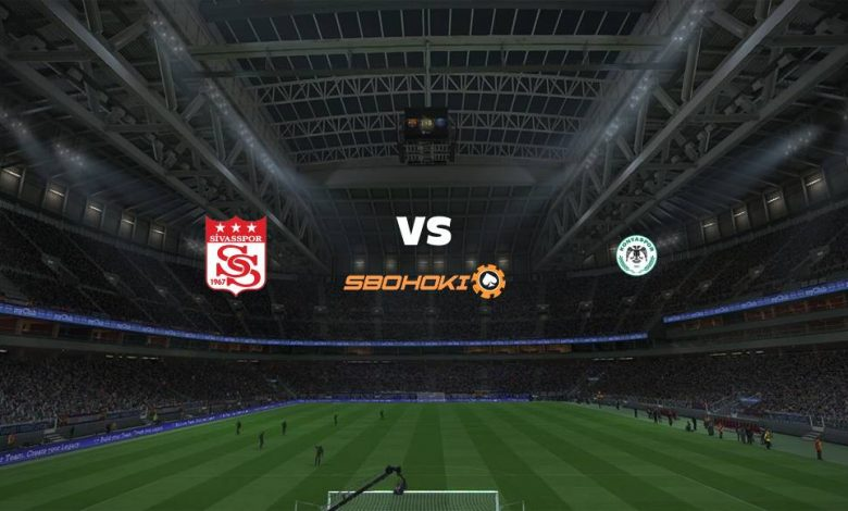 Live Streaming  Sivasspor vs Konyaspor 16 Agustus 2021 1