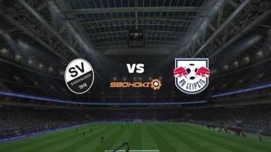 Photo of Live Streaming  SV Sandhausen vs RB Leipzig 7 Agustus 2021