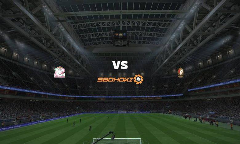 Live Streaming  Zulte-Waregem vs Standard Liege 1 Agustus 2021 1