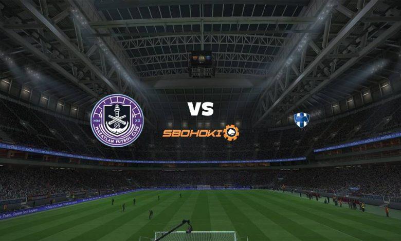 Live Streaming  Mazatlán FC vs Monterrey 7 Agustus 2021 1
