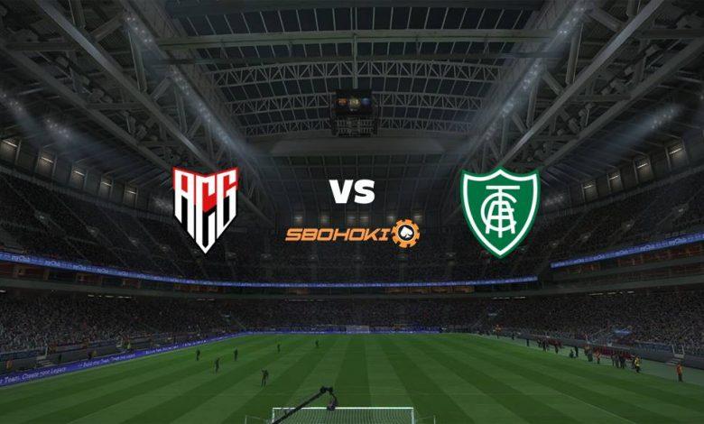 Live Streaming  Atlético-GO vs América-MG 1 Agustus 2021 1