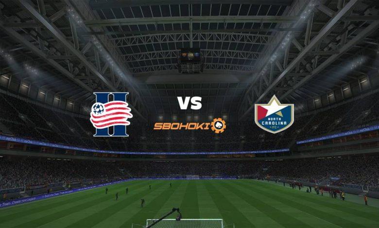 Live Streaming  New England Revolution II vs North Carolina FC 5 Agustus 2021 1