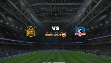 Photo of Live Streaming  Unión Española vs Colo Colo 14 Agustus 2021