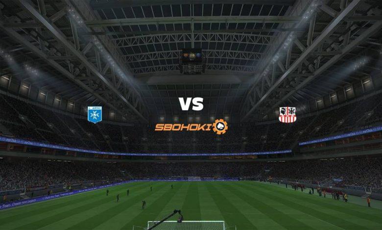 Live Streaming  AJ Auxerre vs AC Ajaccio 7 Agustus 2021 1