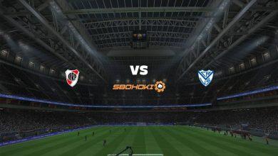 Photo of Live Streaming  River Plate vs Vélez Sarsfield 14 Agustus 2021