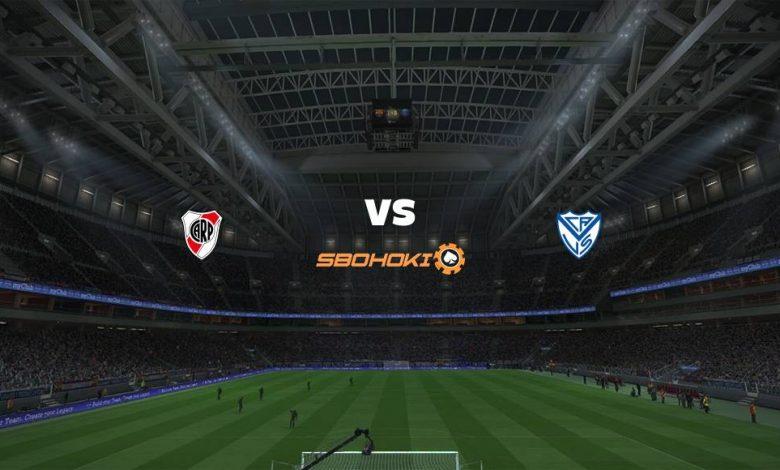 Live Streaming  River Plate vs Vélez Sarsfield 14 Agustus 2021 1