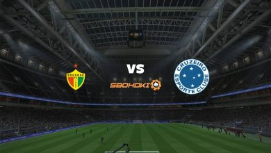 Photo of Live Streaming  Brusque vs Cruzeiro 7 Agustus 2021