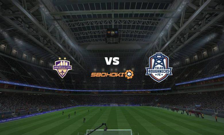Live Streaming  Louisville City FC vs FC Tulsa 14 Agustus 2021 1