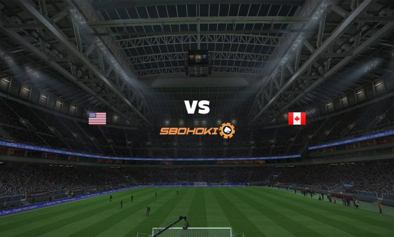 Live Streaming  United States vs Canada 2 Agustus 2021 1