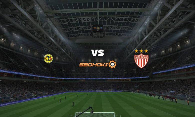 Live Streaming  América vs Necaxa 1 Agustus 2021 1