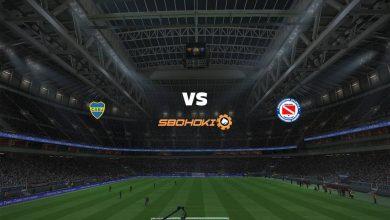 Photo of Live Streaming  Boca Juniors vs Argentinos Juniors 8 Agustus 2021